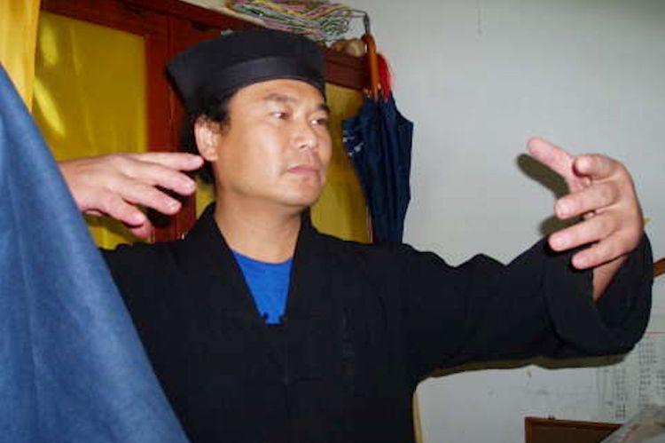Abbot Zhao Yuanfu