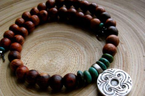 Daoist Symbolic Necklace
